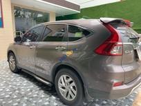 Bán Honda CR V đời 2015, màu nâu, không ngập nước, không đâm đụng