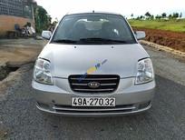 Bán Kia Morning năm 2007, màu bạc, nhập khẩu nguyên chiếc