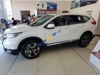 Cần bán xe Honda CR V G năm sản xuất 2019, màu trắng
