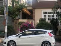 Cần bán Ford Fiesta S 1.0 AT Ecoboost đời 2015, màu bạc, xe còn mới và ít sử dụng
