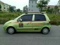 Bán xe Daewoo Matiz SE 2008 bản đủ, thân vỏ nội thất sạch đẹp