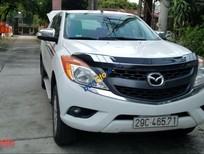 Cần bán xe Mazda BT 50 sản xuất 2015, màu trắng, nhập khẩu nguyên chiếc còn mới