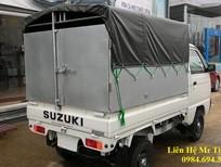 Bán xe tải Suzuki 5 tạ, đủ các loại thùng bạt, kín, giá tốt, sẵn xe giao ngay