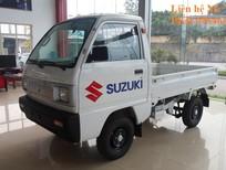 Bán xe tải Suzuki 5 tạ 2018, đủ các loại thùng bạt, kín, giá tốt, sẵn xe giao ngay