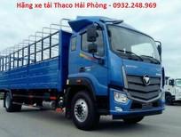 Thaco Trọng Thiện Hải Phòng, bán xe tải 9 tấn Thaco Auman C160 giá rẻ