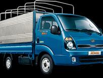 Bán Thaco Kia K200 2019, màu xanh, hỗ trợ trả góp tới 70% ĐT 0399115671 giá rẻ