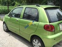 Cần bán Daewoo Matiz SE đời 2008, màu xanh lục, xe gia đình