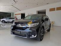 Bán Honda CR V G sản xuất 2019, màu đen, nhập khẩu
