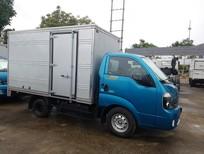 Cần bán gấp xe tải Kia K200 thùng mui bạt màu xanh giá rẻ, chỉ từ 130tr