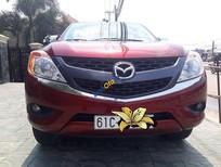 Bán Mazda BT 50 3.2 AT năm sản xuất 2015, màu đỏ, nhập khẩu