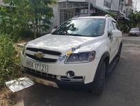 Bán lại xe Chevrolet Captiva 2009, màu trắng, đăng ký 2009