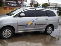 Bán xe Toyota Innova G sản xuất năm 2010, màu bạc