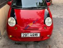 Bán ô tô Daewoo Matiz đời 2003, màu đỏ