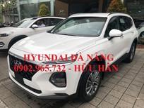 Bán Huyndai Santafe 2019 - màu trắng, chỉ cần 250 triệu để nhận xe, LH 0902.965.732 Hữu Hân