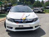 Cần bán gấp Honda Civic 2.0 AT năm 2013, màu trắng