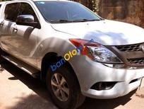Cần bán gấp Mazda BT 50 2.2 năm sản xuất 2014, màu trắng, nhập khẩu nguyên chiếc chính chủ