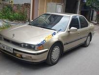 Cần bán lại xe Honda Accord năm sản xuất 1990, màu vàng, nhập khẩu nguyên chiếc