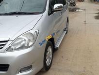 Cần bán xe Toyota Innova MT sản xuất năm 2009, màu bạc, xe nhập
