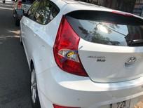 Bán ô tô Hyundai Accent sản xuất năm 2015, màu trắng, xe nhập