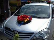 Cần bán Toyota Innova MT năm sản xuất 2009, màu bạc, nhập khẩu nguyên chiếc, giá tốt
