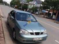 Cần bán lại xe Daewoo Lacetti năm sản xuất 2004, nhập khẩu, 137tr