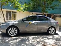 Cần bán gấp Kia Forte sản xuất 2013, màu xám giá cạnh tranh