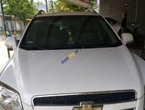 Bán ô tô Chevrolet Captiva sản xuất 2008, màu trắng, nhập khẩu, giá tốt