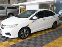 Cần bán gấp Honda City 1.5CVT năm sản xuất 2016, màu trắng