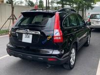 Cần bán Honda CR V 2.4 AT sản xuất 2009, màu đen, nhập khẩu số tự động, 495tr