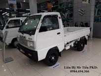 Cần bán xe tải Suzuki Nhật bản tải 5 tạ đời 2019 màu trắng, đủ các loại thùng, sẵn xe giao ngay
