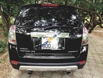Bán ô tô Chevrolet Captiva năm 2010, màu đen, 420 triệu