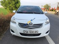 Cần bán Toyota Vios sản xuất năm 2012, màu trắng