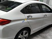 Xe Honda City Ivtec AT sản xuất năm 2014, màu trắng như mới
