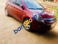 Cần bán xe Hyundai i20 năm 2011, màu đỏ, nhập khẩu