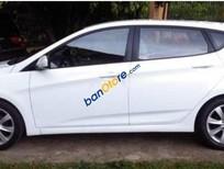 Bán Hyundai Accent năm sản xuất 2015, màu trắng, nhập khẩu nguyên chiếc chính chủ, giá chỉ 437 triệu