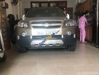 Cần bán Chevrolet Captiva năm sản xuất 2009, màu vàng