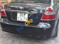 Cần bán Daewoo Gentra 1.5MT năm 2010, màu đen, nhập khẩu nguyên chiếc