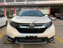 Bán xe Honda CR V 1.5 L năm 2019, màu trắng, xe nhập