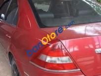 Bán xe Ford Mondeo năm sản xuất 2004, màu đỏ, nhập khẩu nguyên chiếc