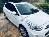 Cần bán Hyundai Accent Blue sản xuất năm 2015, màu trắng