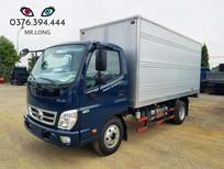 Bán xe Thaco OLLIN 700 E4 sx 2021, màu xanh lam, 373tr