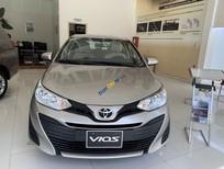 Bán Toyota Vios E sản xuất 2019, màu vàng