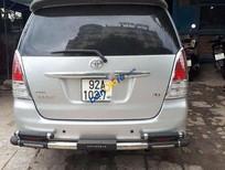 Bán xe Toyota Innova G sản xuất 2010, màu bạc