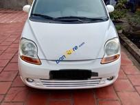 Cần bán xe Chevrolet Spark sản xuất 2010, màu trắng xe gia đình, 110 triệu