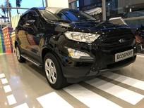 Bán Ford EcoSport Titanium sản xuất năm 2019, màu đen, xe nhập