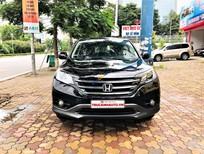 Bán xe Honda CR V 2.4 AT sản xuất năm 2013, màu đen, 745tr