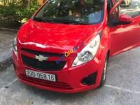 Bán ô tô Chevrolet Spark Van sản xuất năm 2015, màu đỏ, nhập khẩu số tự động
