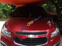 Bán Chevrolet Cruze LTZ đời 2016, màu đỏ, xe 1 chủ mua từ lúc mới tinh, không ngập nước