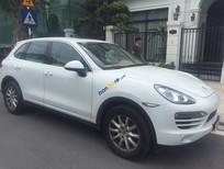 Bán Porsche Cayenne sản xuất năm 2014, màu trắng, xe nhập chính chủ