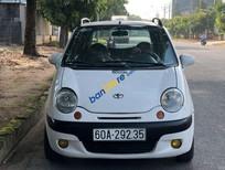 Cần bán gấp Daewoo Matiz sản xuất 2006, màu trắng, nhập khẩu